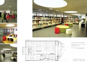 panel biblioteca