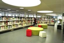 Biblioteca en Masnou