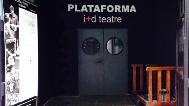 Teatro plataforma i+d